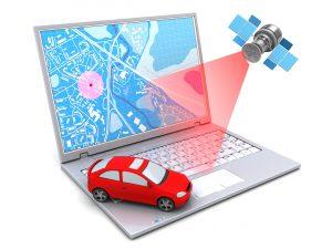 private investigator tracking vehicle